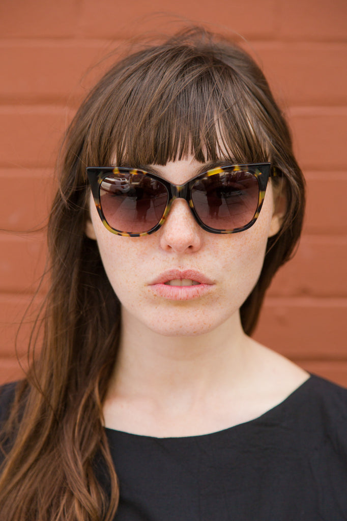 pared cat & mouse sunglasses