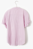 xirena channing shirt in orchid pink
