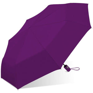 Wholesale Auto Open Pastel Colors Matching Sleeve Umbrella