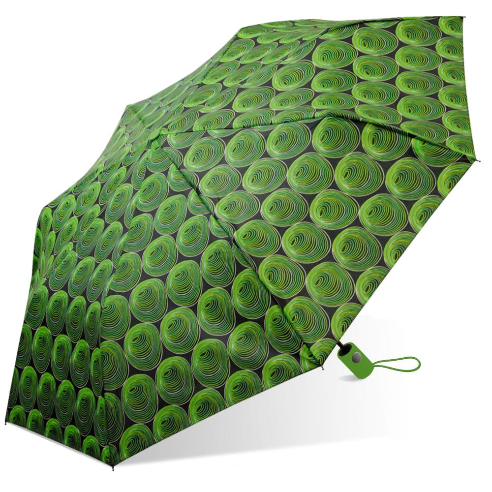 Wholesale Auto Open Nature Prints Umbrella