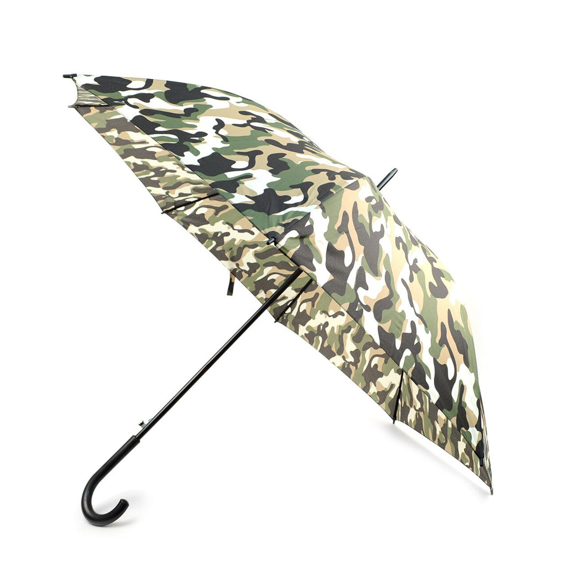 Wholesale Camouflage Auto Open Hook Umbrella