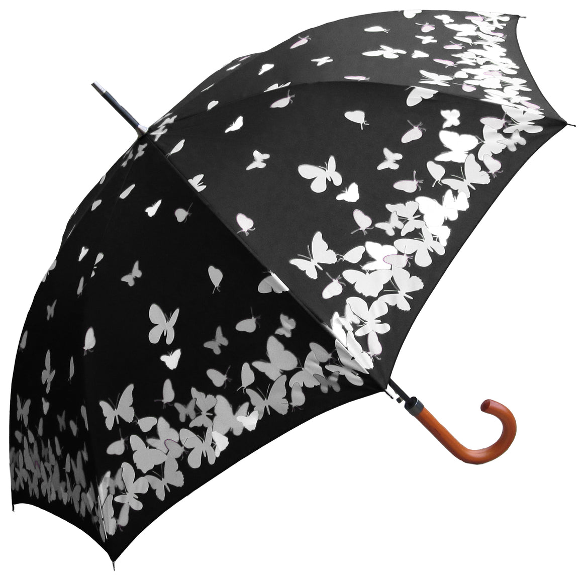 Wholesale Color Changing Butterfly Umbrella