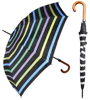 Wholesale Color Stripes Umbrella