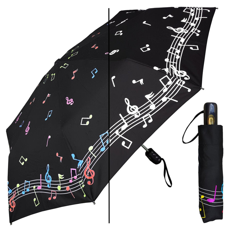 Wholesale Auto Mini Color Changing Umbrella