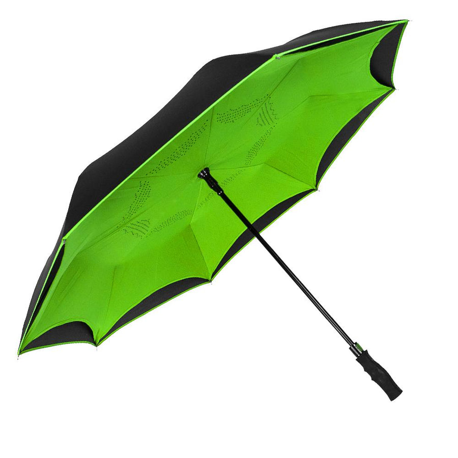 Wholesale Fiberglass Double Layer Inverted Umbrella