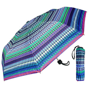 Wholesale Super Mini Umbrella - Geometric Print