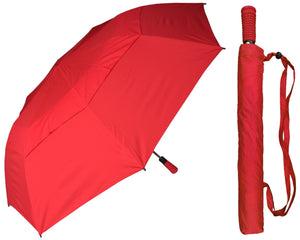 Wholesale Double Canopy Folding Umbrella