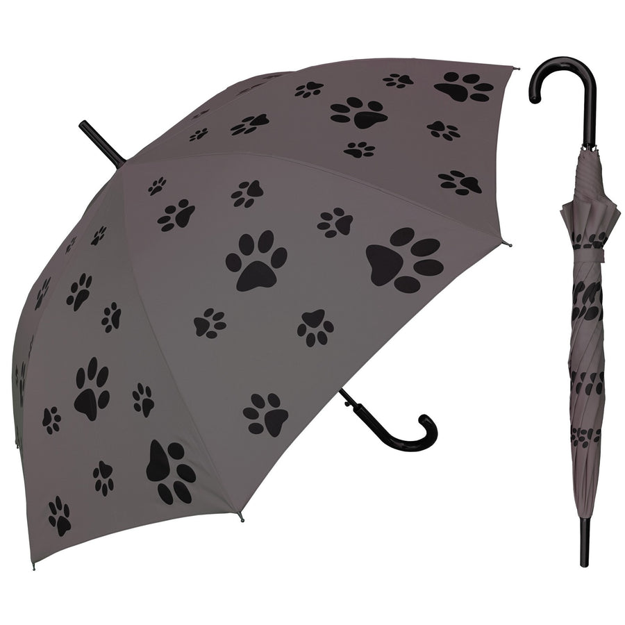 Wholesale Paw Print Hook Umbrella