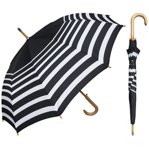 Wholesale Black & White Pattern Umbrella