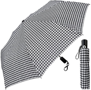 Wholesale Super Mini Black & White Print Umbrellas