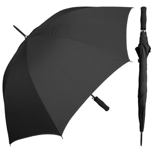 Wholesale Black Trimmed Umbrella
