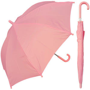 Wholesale Kids Safety Solid Color Umbrella
