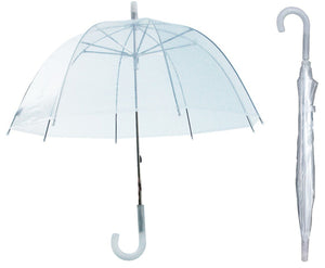 Wholesale Children's Clear Dome Umbrella