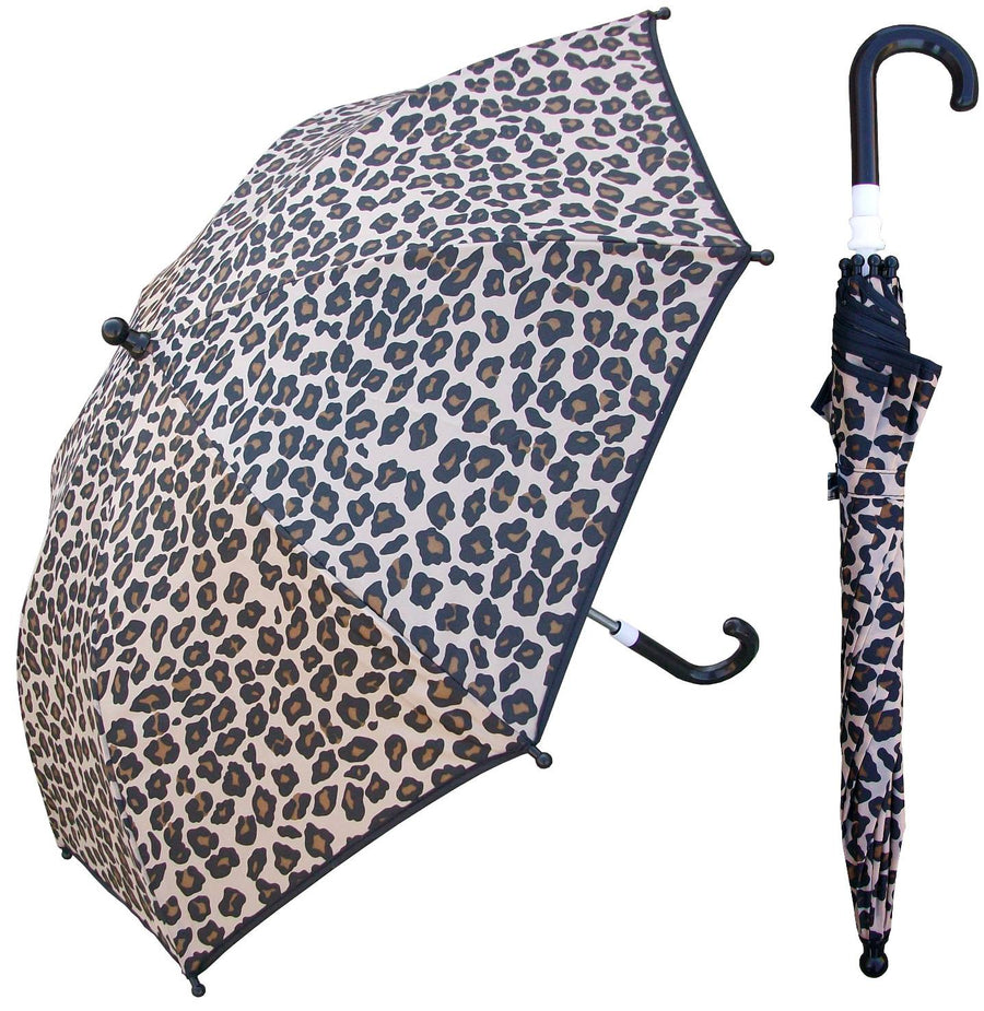 Wholesale Animal Print Kids Umbrella