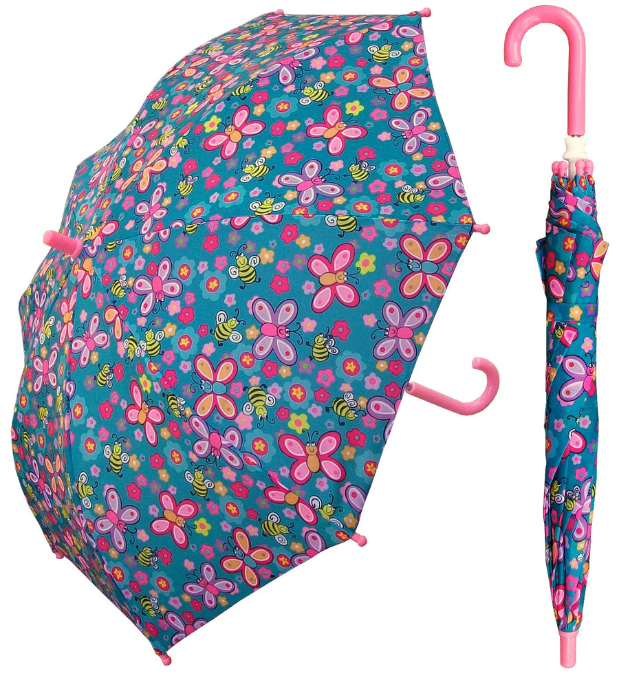 Wholesale Honeybee Print Children's Umbrella