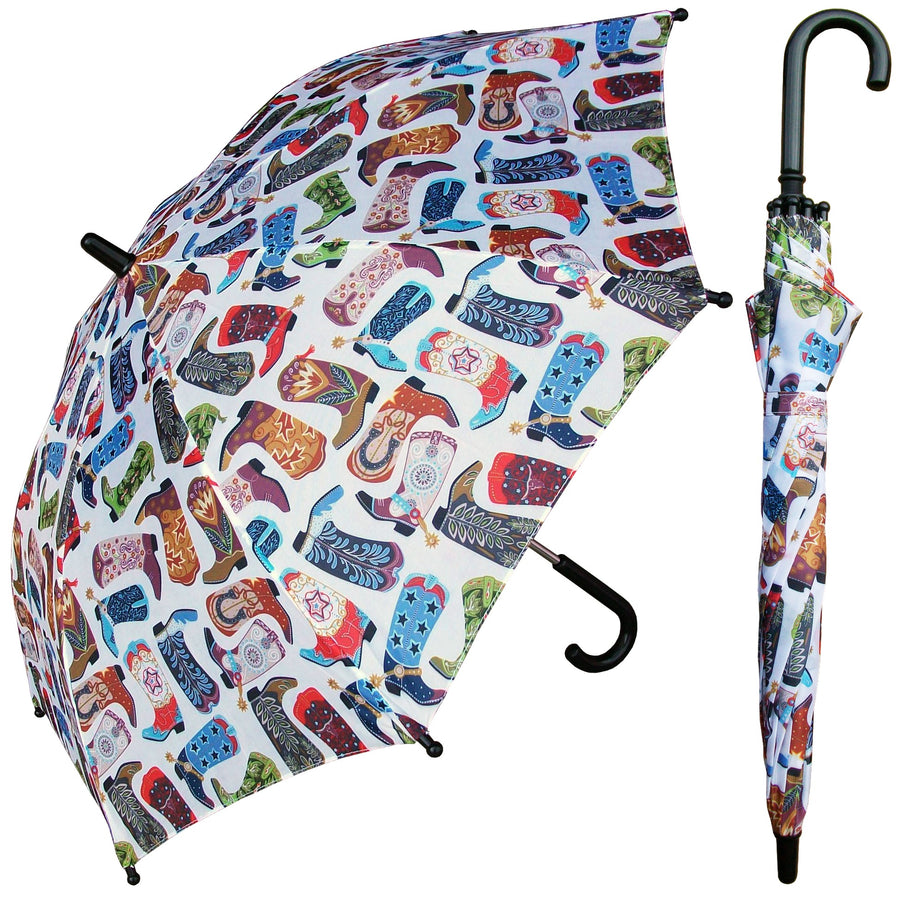 Wholesale Boot Print Children's Umbrella