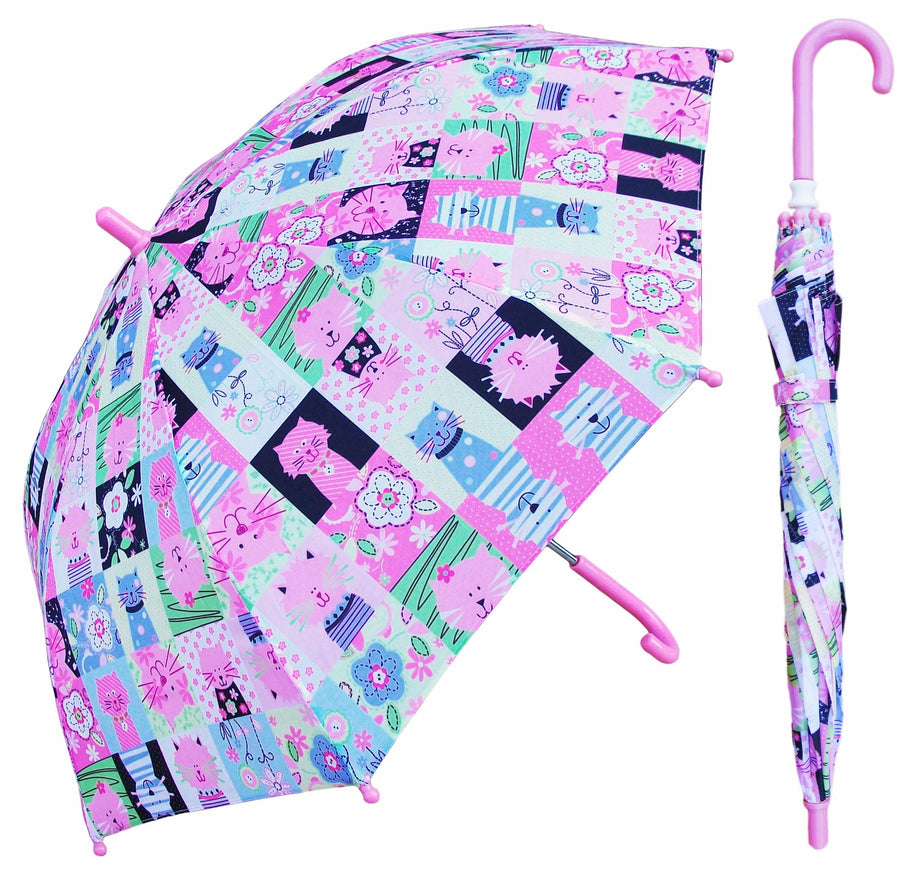 Wholesale Cool Cats Children's Umbrella