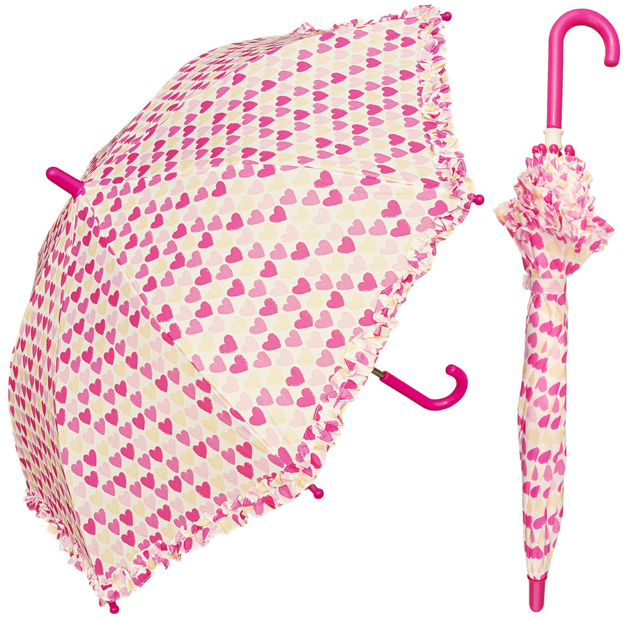 Wholesale Heartleaf Children's Umbrella