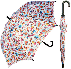 Wholesale Truck Print Children's Umbrella