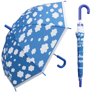 Wholesale Children's Sky Print Umbrella