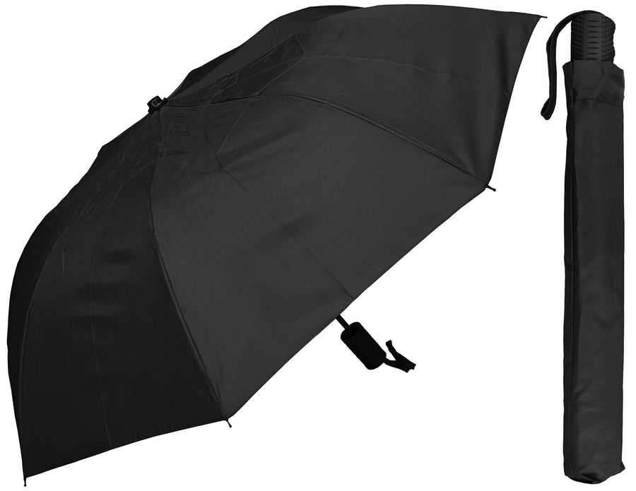 Wholesale Auto Open Umbrella with Rubber Handle