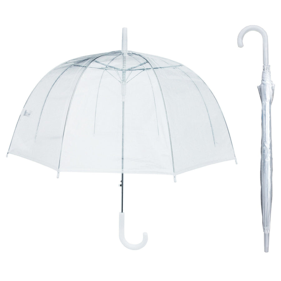 Wholesale Clear PVC Dome Umbrella