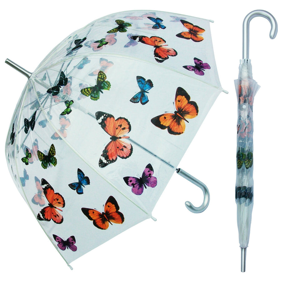 Wholesale Clear Butterfly Umbrella