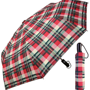 Wholesale Mini Plaid Umbrella