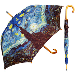 Wholesale Auto Open 12 Prints Umbrella Collection