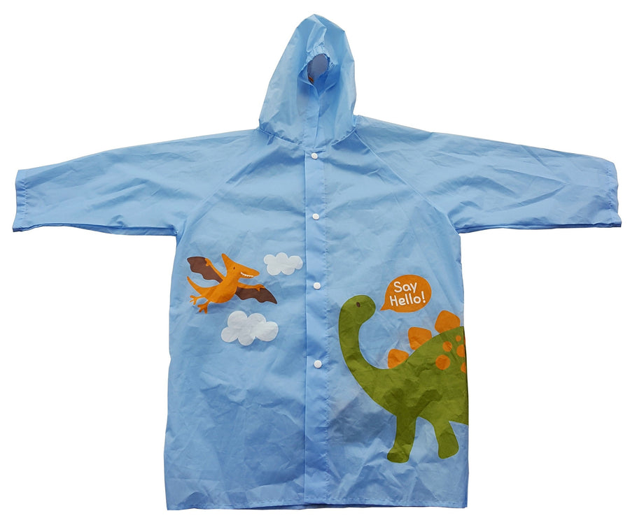 Wholesale Children's Raincoat with Pouch