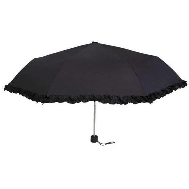 Wholesale Deluxe Ruffles Umbrella