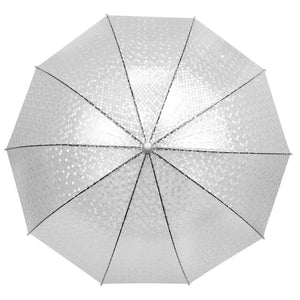 Wholesale Polka Dots Clear Dome Umbrella