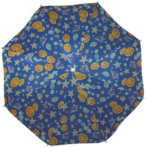 Wholesale Fancy Printed Beach/Garden Umbrella