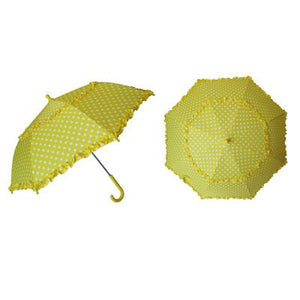 Wholesale Double Ruffle Dots Umbrella