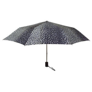 Wholesale Gray Cheetah Print Umbrella