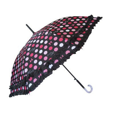 Wholesale Ruffles Dots Umbrella