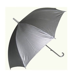 Wholesale Sleek Silver Umbrella