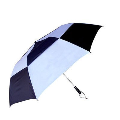 Wholesale Two Section Wind Vented Golf Umbrella