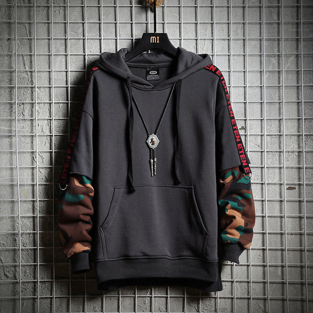 Men Camouflag Hoodies