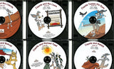 Coyote Stories Audio CD Set of  8