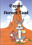 Coyote and Horned Toad DVD    Coy-3DVD