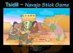 Tsidil - Navajo Stick Game