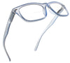 Trendy Bifocal Reading Glasses Readers with Spring Hinges for Men and Women
