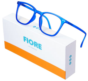 Blue Light Blocking Glasses for Men and Women | Reading and Gaming Computer Glasses with Anti-Glare Light Protection