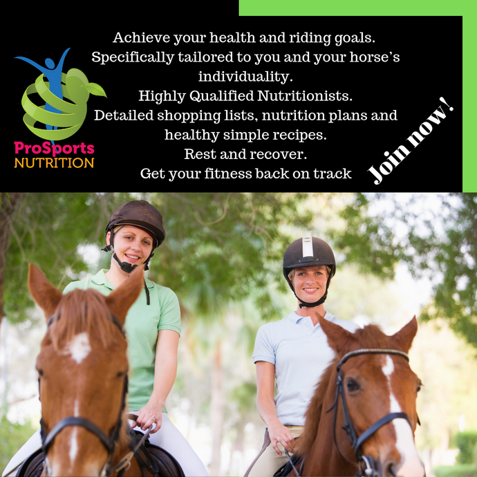 Rider and Horse Health Program