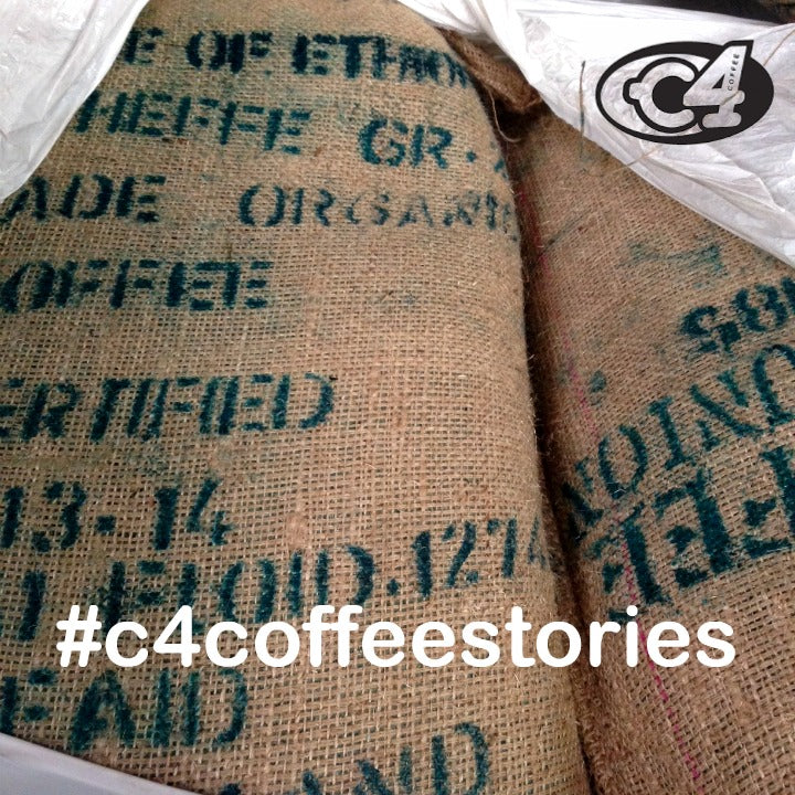 c4 coffee ethiopia single origin trip c4coffeestories roaster christchurch