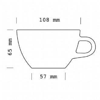 ACME Evolution Latte Cup 280ml