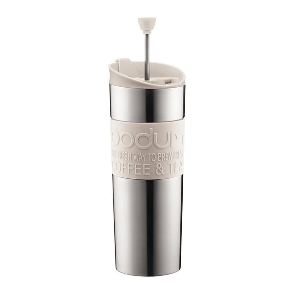 Bodum Travel Press: Stainless Steel