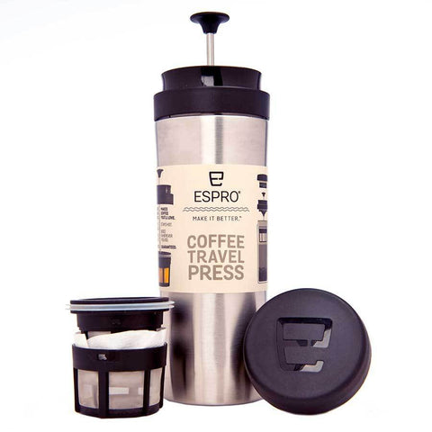 Espro Travel Press  C4 Coffee Co. - 1