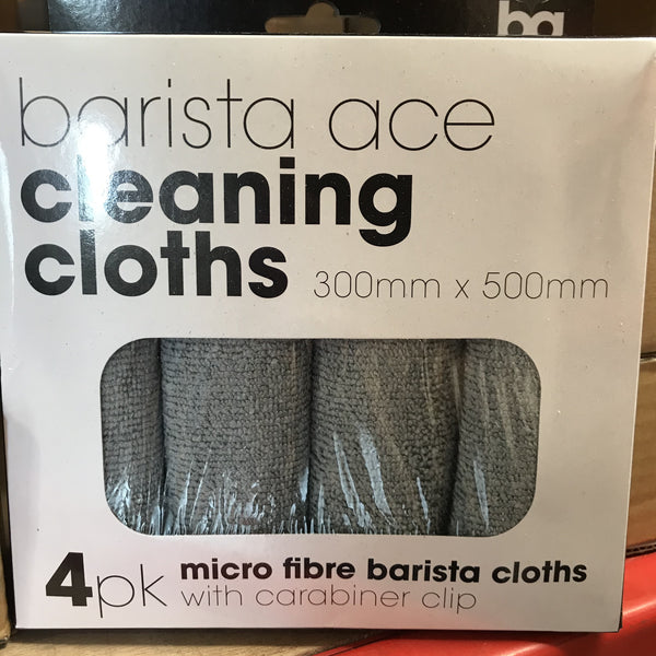 Barista Ace Waste Clip Cloth - 4 Pack